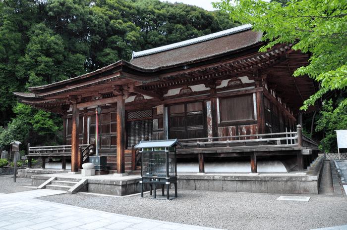 国宝 霊三寺本堂